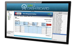 LINQ-dashboard